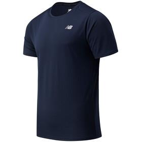 New Balance Accelerate SS Shirt Men, azul